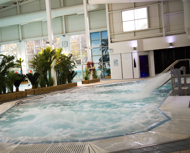 M Club Spa and Fitness - hydrotherapy pool