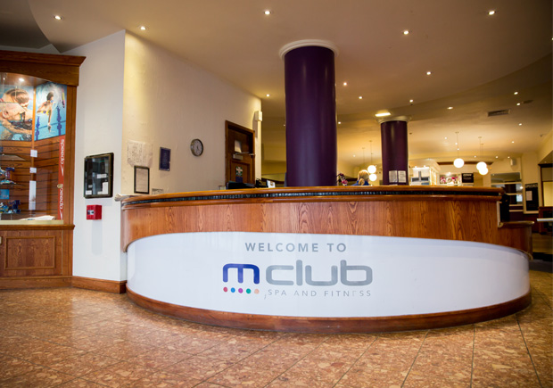 MC Club Hanley reception