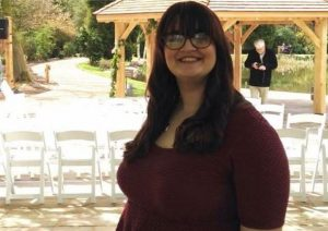 Marriage proposal inspired weight loss journey