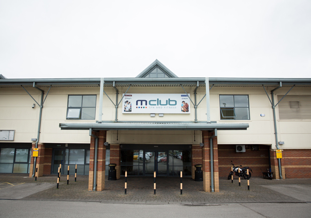 M Club 2 Newcastle frontage