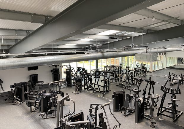 New M Club Spa and Fitness Hanley gym