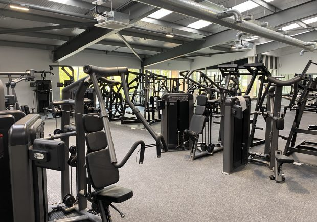 New M Club Spa and Fitness Hanley gym 2