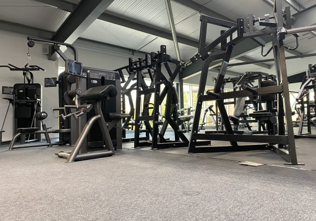New M Club Spa and Fitness Hanley gym 3