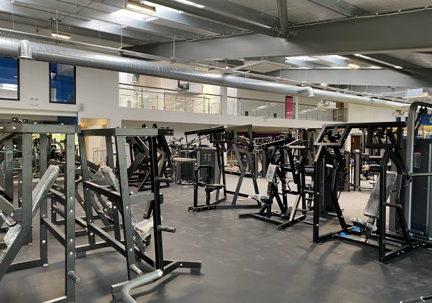 New M Club Spa and Fitness Hanley gym 7