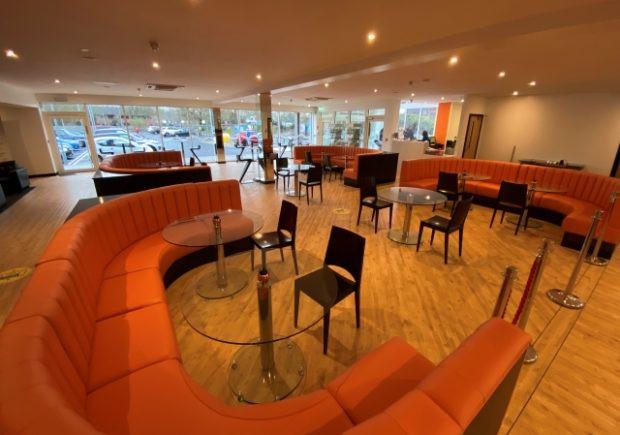 New M Club Spa and Fitness Hanley Bar and Restaurant