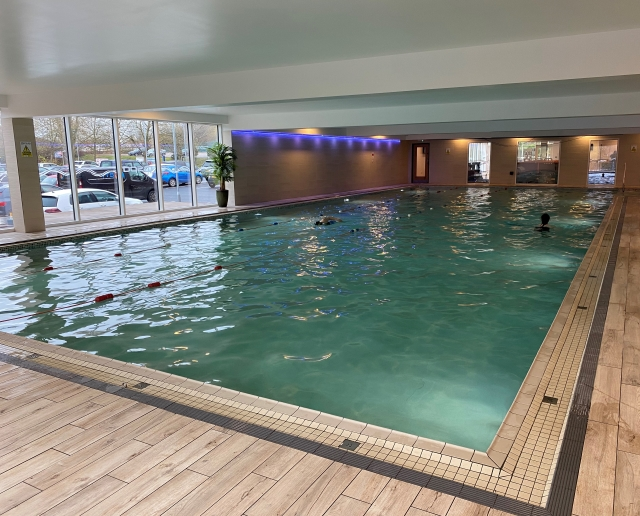 New M Club Spa and Fitness Hanley Swimming Pool